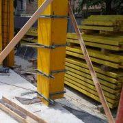 квадратна колона ниста